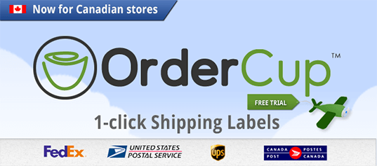 One Click Shipping Labels